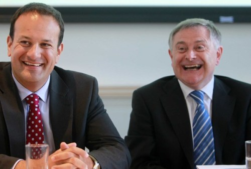 Taoiseach dismisses right wing UK press attacks