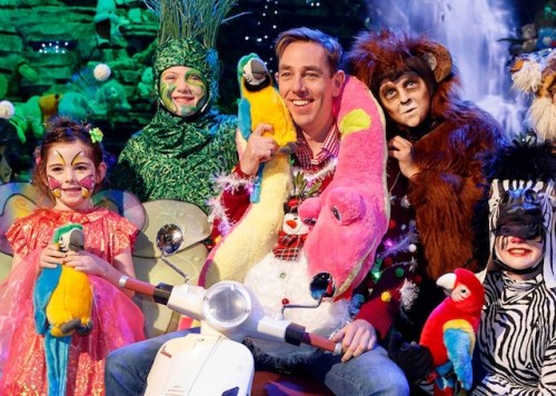 Late Late Toyshow watch FREE RTE iplayer
