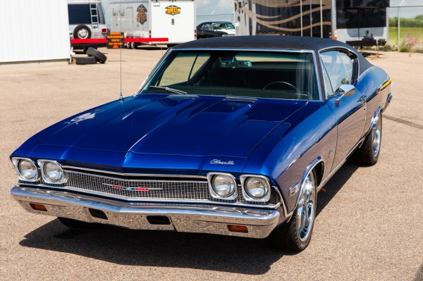 1968 Chevy Malibu - Sold Iron Garage