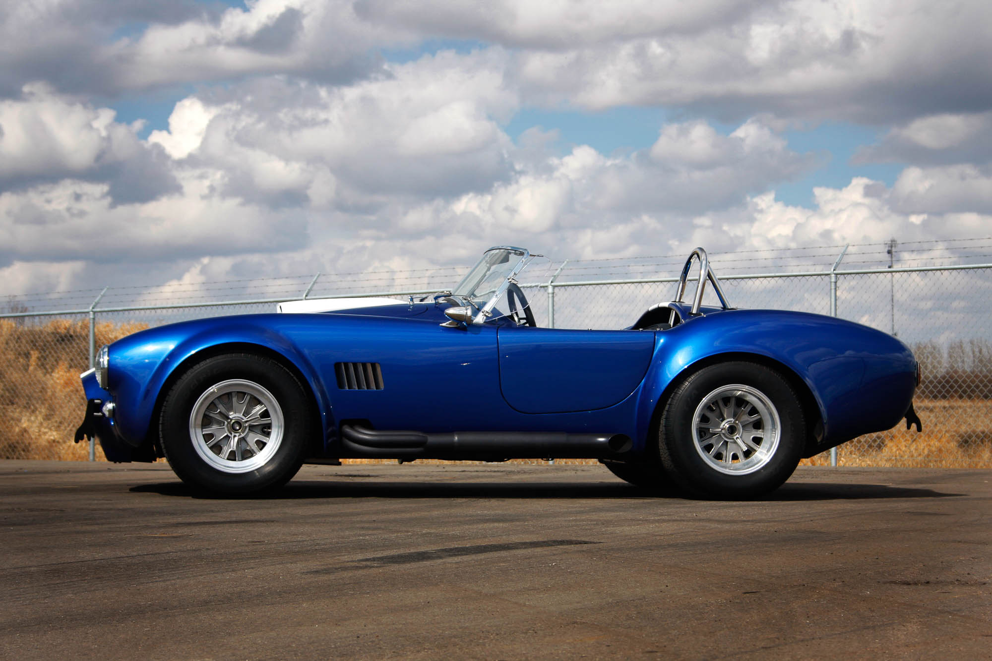 1965 AC Cobra  The Iron Garage