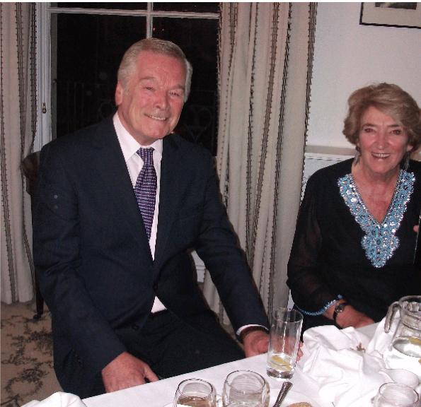 Frank & Mary Berrie
