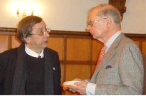 Profs Jeffrey Richards & Richard Foulkes