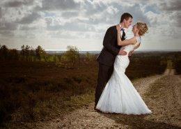 Romantik og dramatik i dine bryllupsbilleder