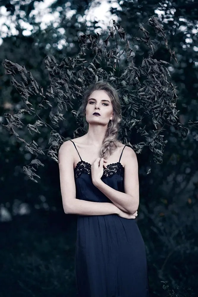 Dark Fahsion - fotograf i Herning Theis