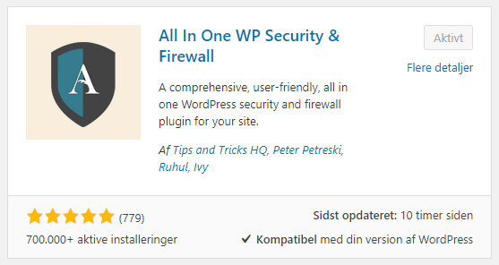 all in one security