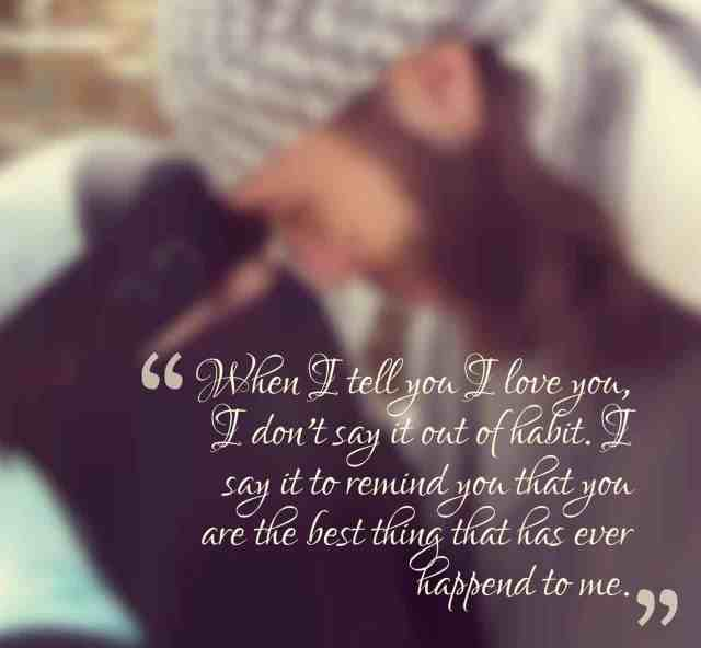 Islamic Love Quote For Wife Nusagates