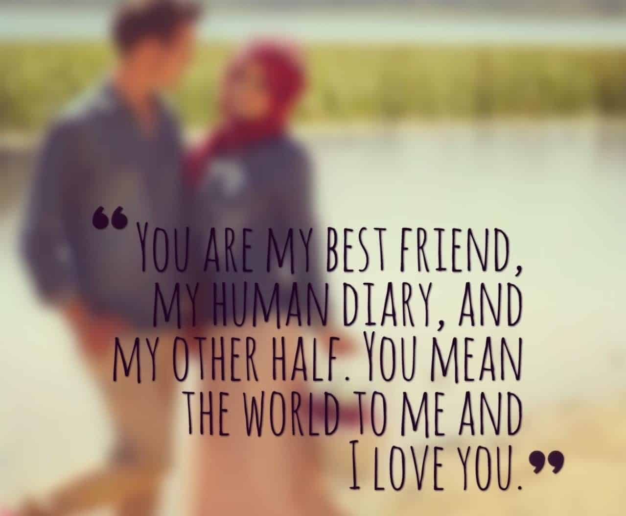 Beautiful Islamic Love Quotes For Future Wife