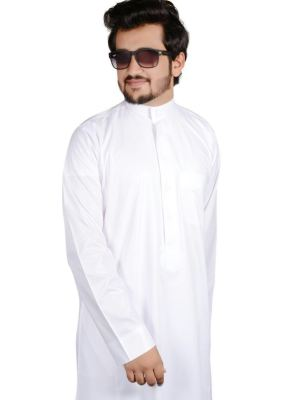Alasalah thobe for men jubbah 1502016 - Q&S Islamic Store
