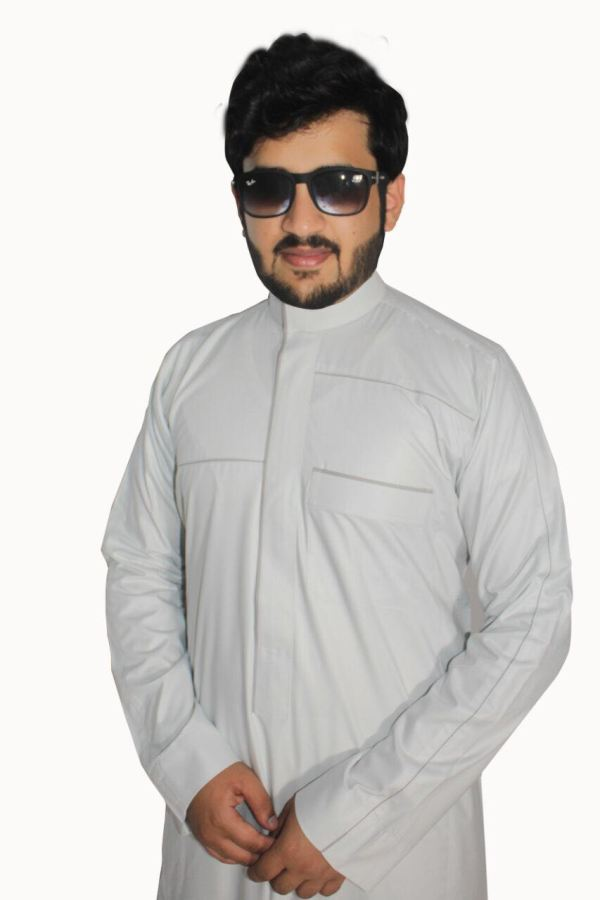 Alasalah thobe for men jubbah 802016 - Q&S Islamic Store