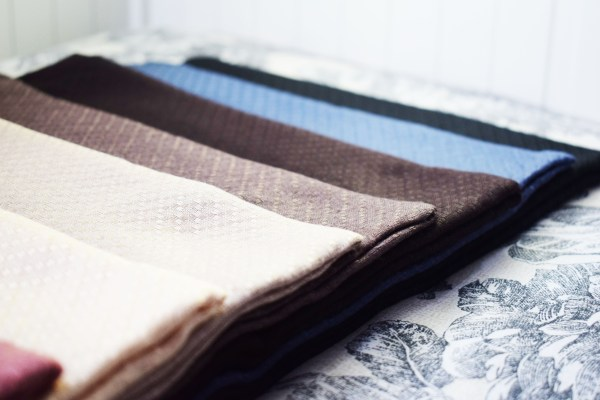 A picture of Winter Self-Print Scarves by Q&S Islamic Store