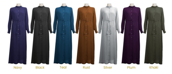 Tassel Long Shirt in all colours by Q&S Islamic Store