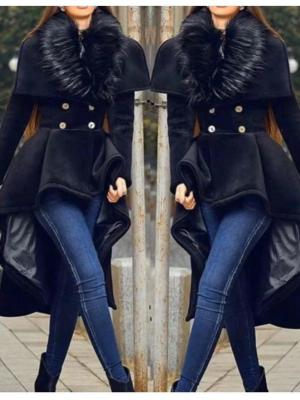 Winter Fur Coat