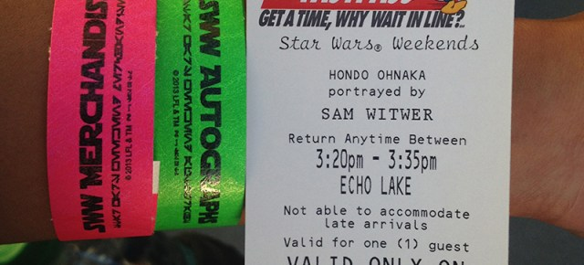 Macy's guide to surviving Star Wars Weekends