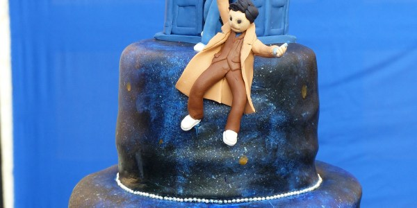 Got married to the Doctor! Part 3: the church, food, cake, and flowers