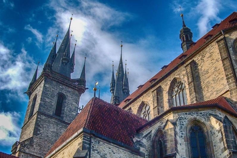 Prague, Czech Republic. Photo by Trigger1980