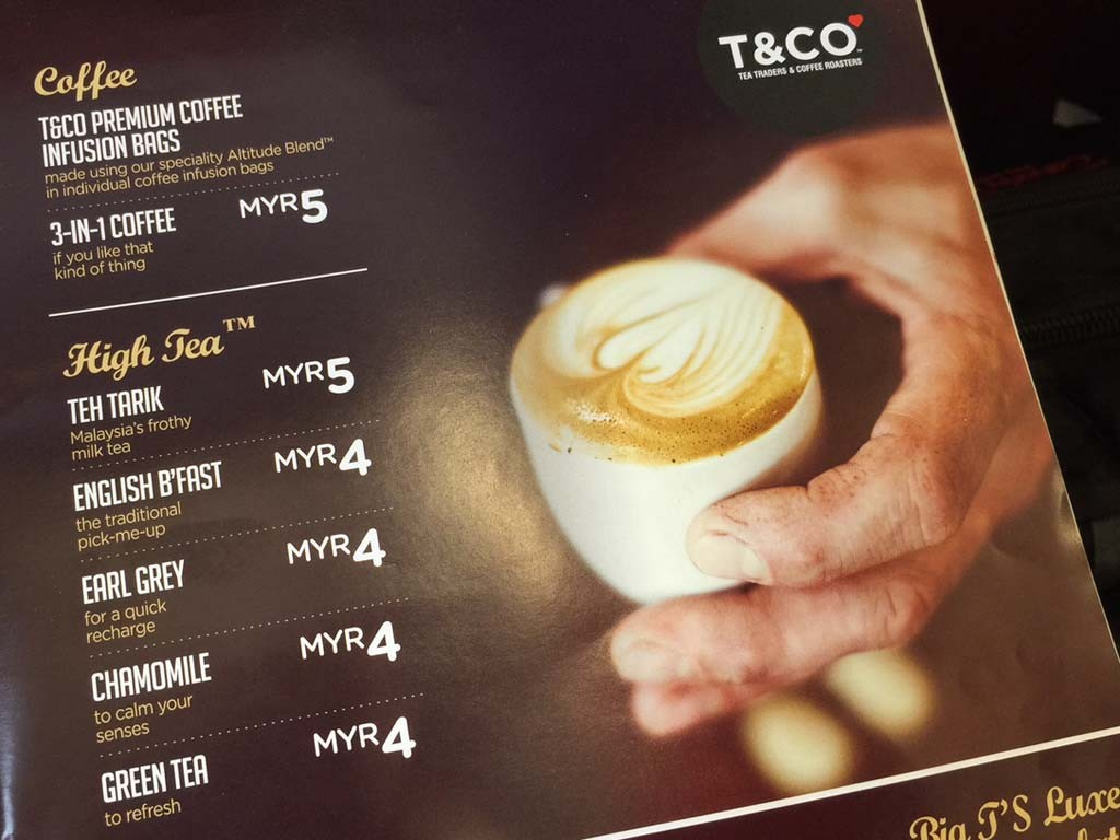 T&CO collaborates with AirAsia to serve coffee onboard AirAsia flights