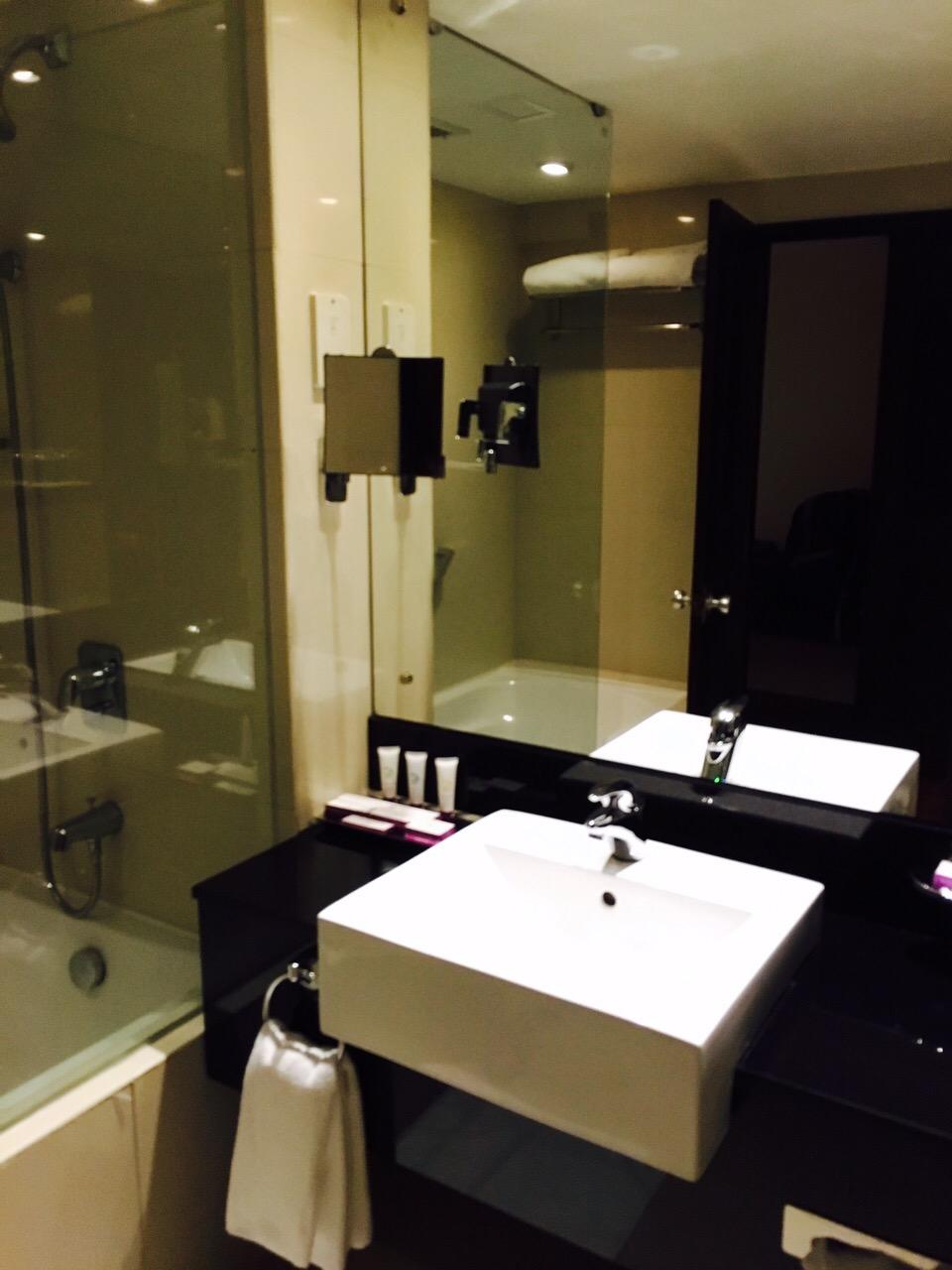 Bathroom at Cinnamon Lakeside