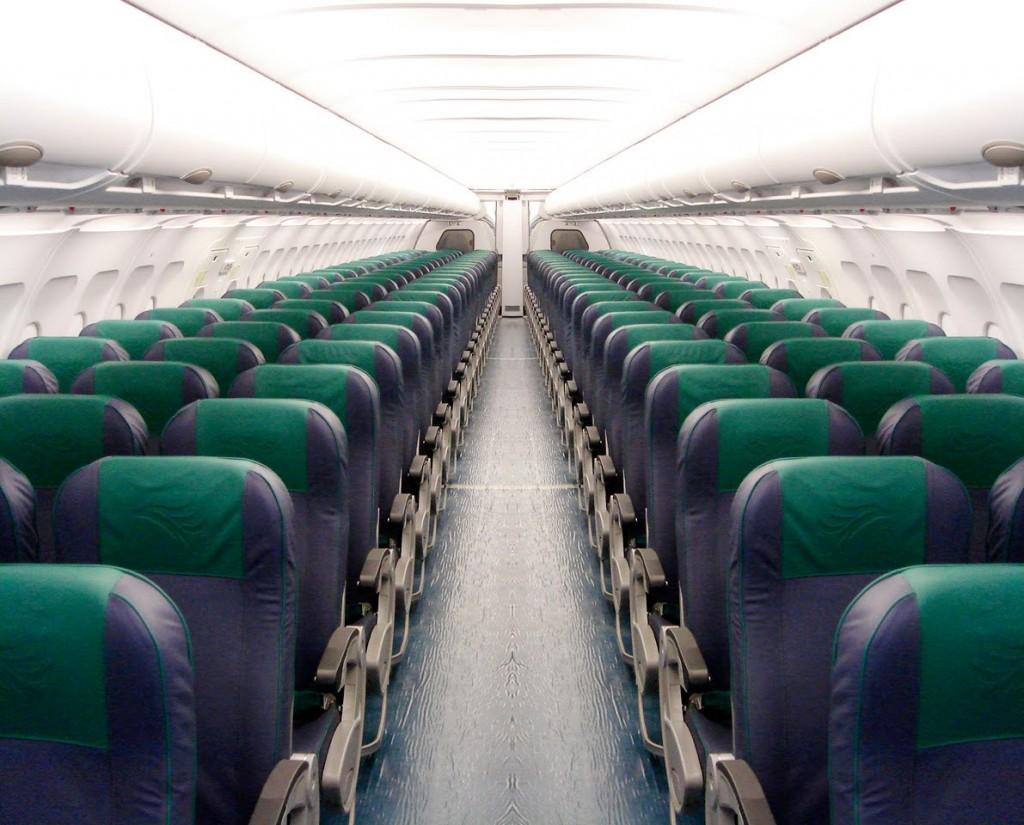 Cebu Pacific Economy Cabin