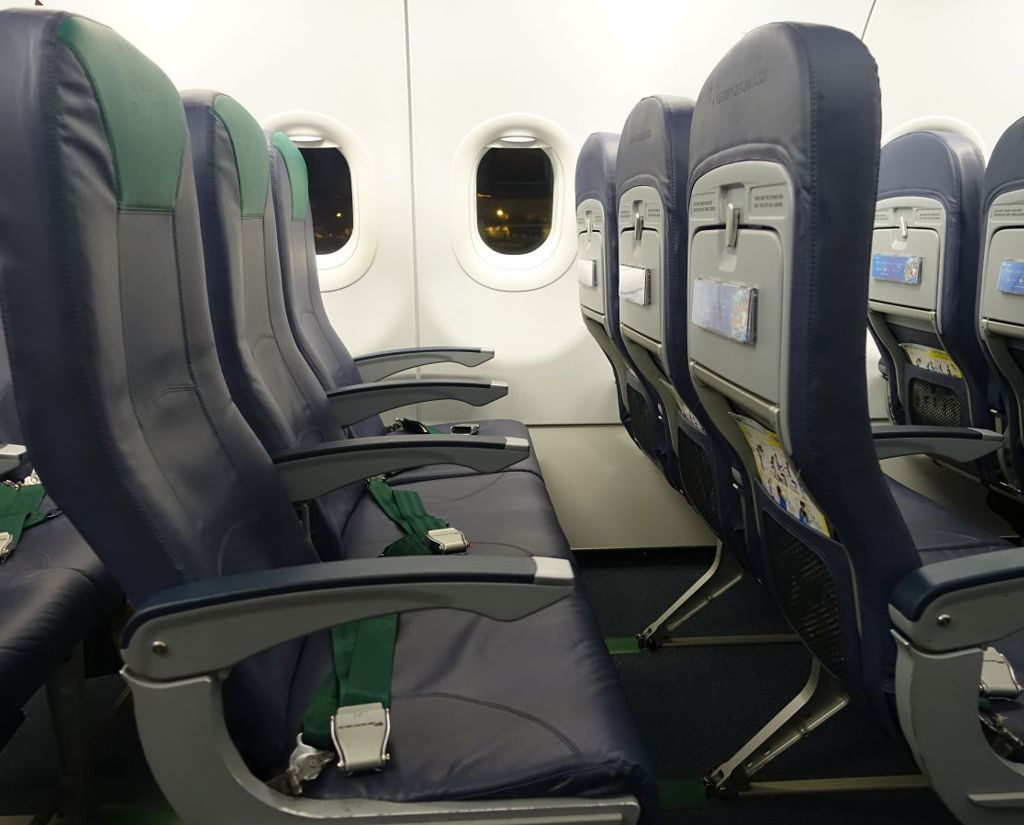 Cebu Pacific Seats