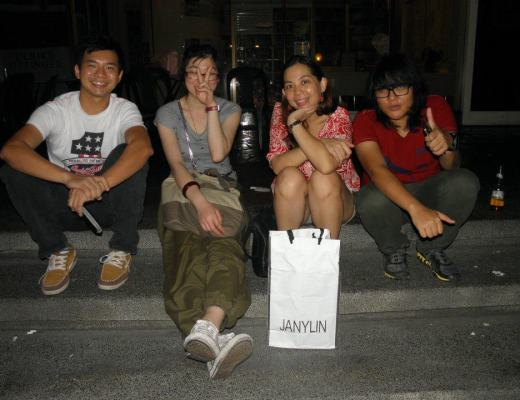 Couchsurfing meetups in Manila