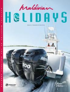 Maldivian Holidays In-flight magazine