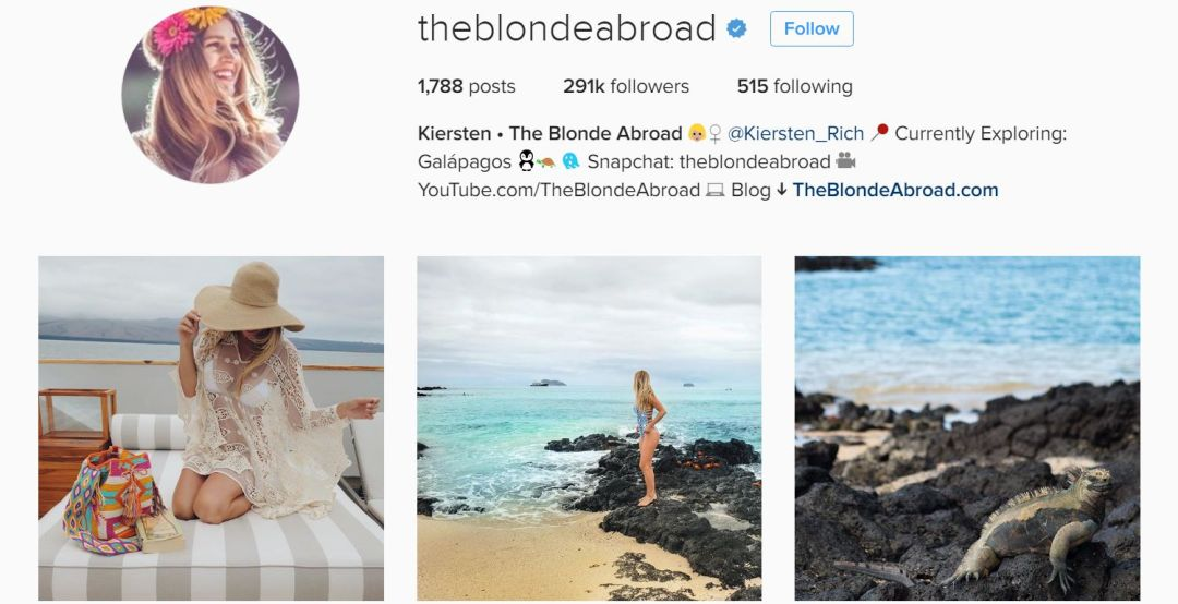 theblondabroad