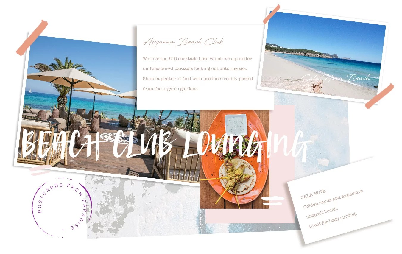 ibiza guide beach clubs and beaches