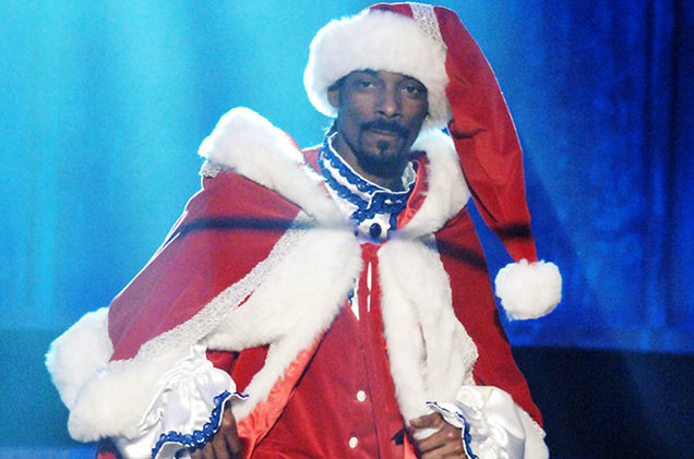 snoop dogg santa