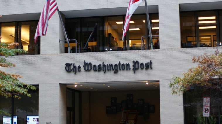 Washington Post Issues an Apology over Inaccurate Story about the Alleged Russian Hacking of the US Power Grid System
