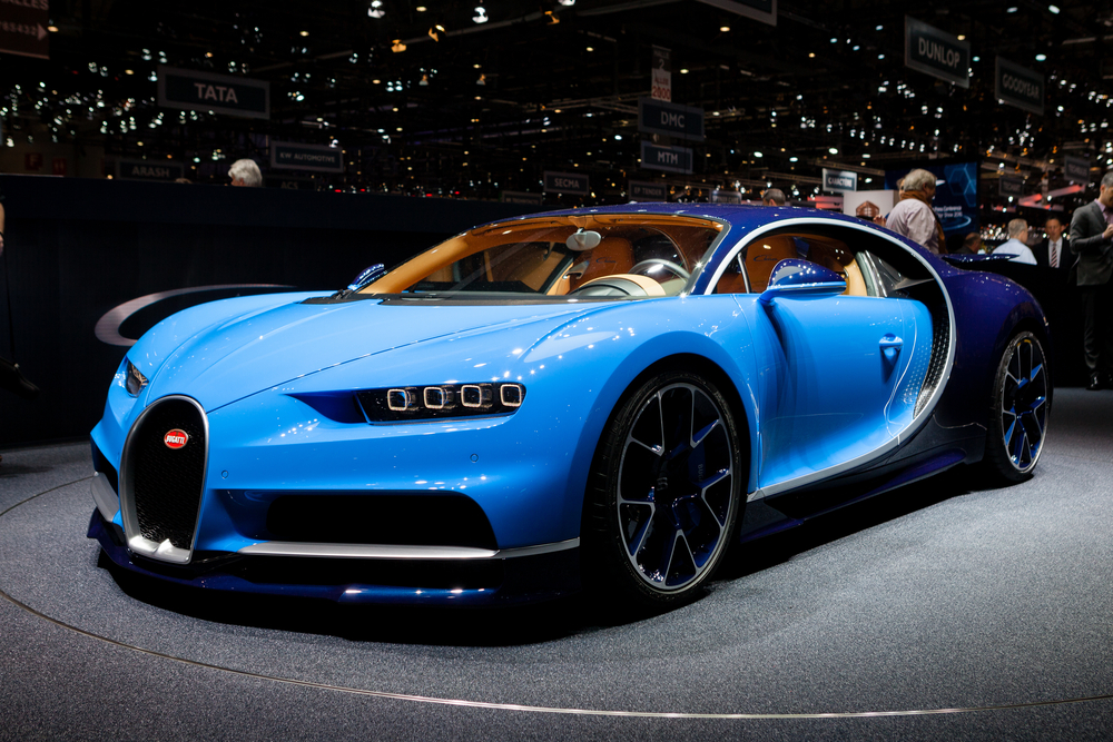 The 10 Fastest Cars in the World - The issue