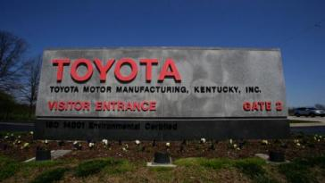 toyota georgetown kentucky
