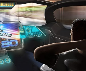 Futuristic Cars Won't Only Drive Themselves, But They'll Also Feel Different