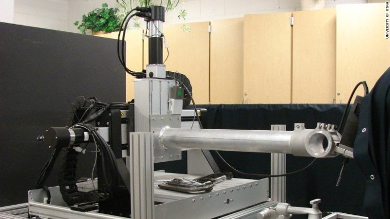 Skull Surgeries Now Last 50 Times Shorter Due to the New Robotic Drill
