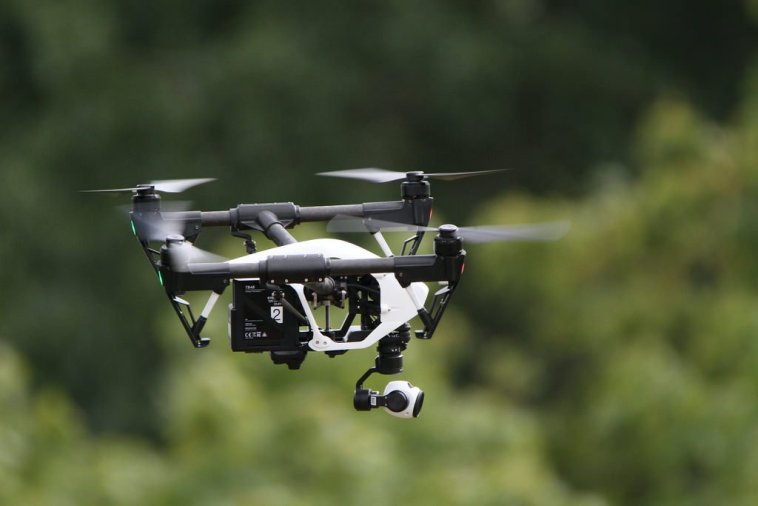 Hacked Drones Flying Over Geofencing Limitations