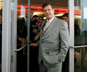 Manafort Raided by FBI