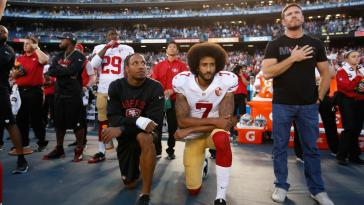 nfl protests are hollow