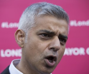 sadiq khan compares trump to isis