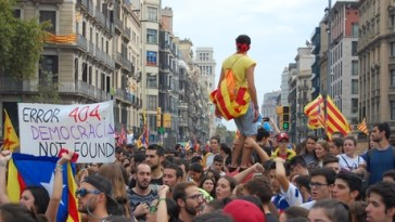 spain on the brink catalonia independence