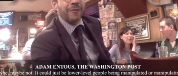 washington post defaced by project veritas