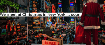 isis threatenes New York Christmas Market