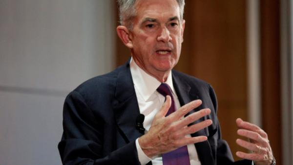 jerome powell ned fed chair