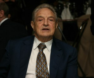 Soros Snaps at Davos: USA 'On Course Towards Nuclear War'