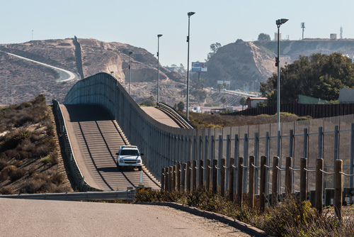 Trump's Border Wall Is Coming