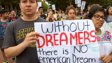 No DACA Fix Without Border Wall Funding