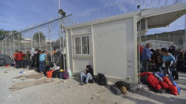 Sexual Violence Rampant in Greek Refugee Camps Warns UN