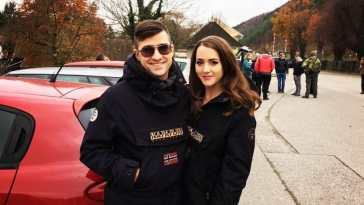 Conservative Activists Martin Sellner and Brittany Pettibone Detained in UK Over Political Beliefs