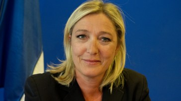 French Politician Marine Le Pen Charged for Tweeting ISIS Photos Under New EU Anti Terror Laws