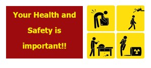 Your health and safety is impotant