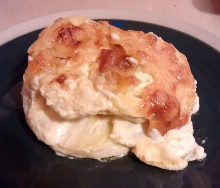 Dauphinoise potatoes … my family must have dish for every occasion