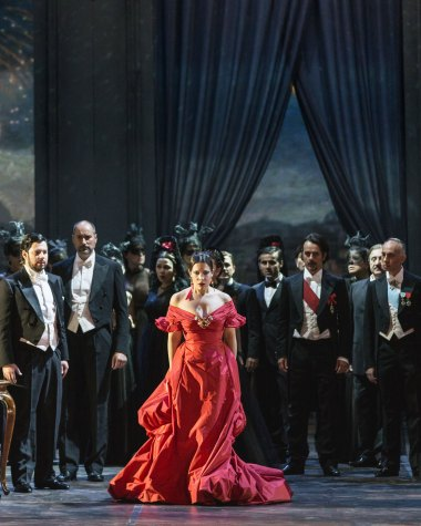 performance at Rome's Opera House